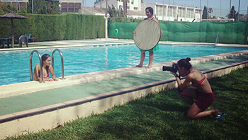 foto making off web